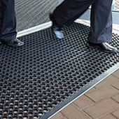 Industrial Door Mats Commercial Rubber Floor Matting